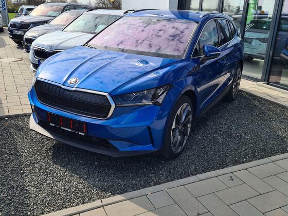 iV 80 Race Blau